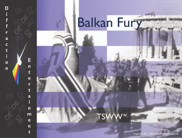 Balkan Fury box front
