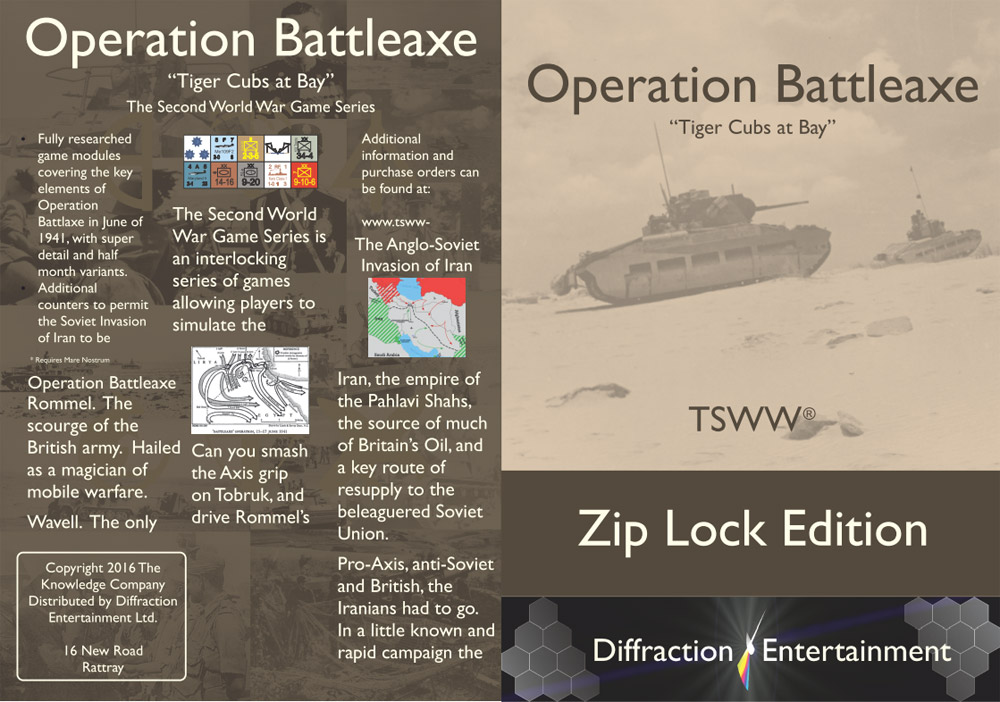 1941: Operation Battleaxe