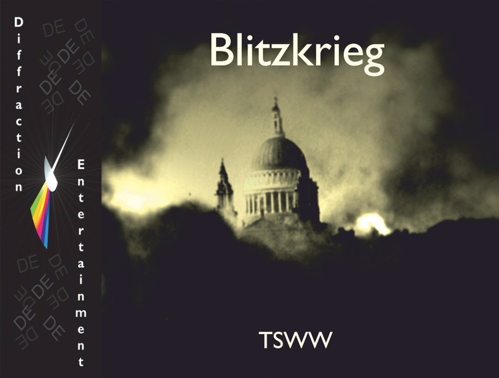 The box front of Blitzkrieg