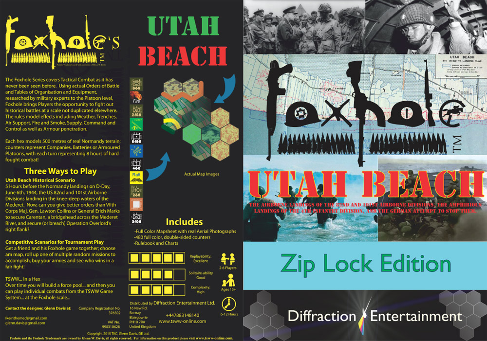 1944: Utah Beach (Foxhole)