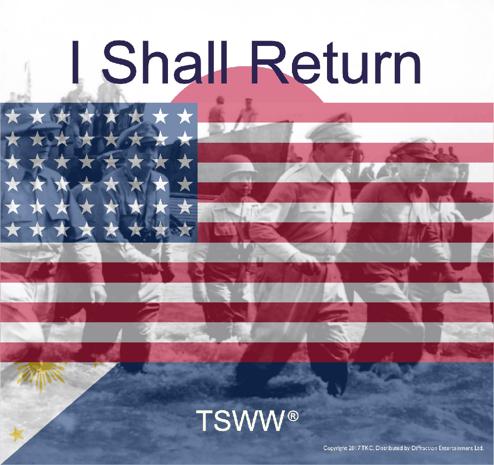 1941–1945: I Shall Return