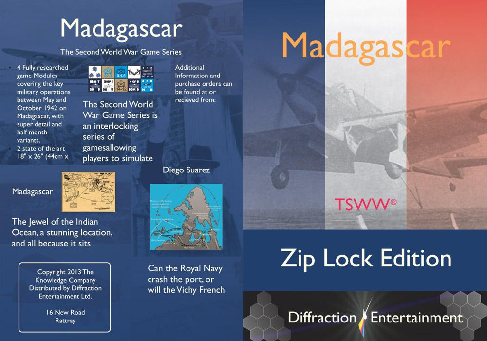 1942: Madagascar