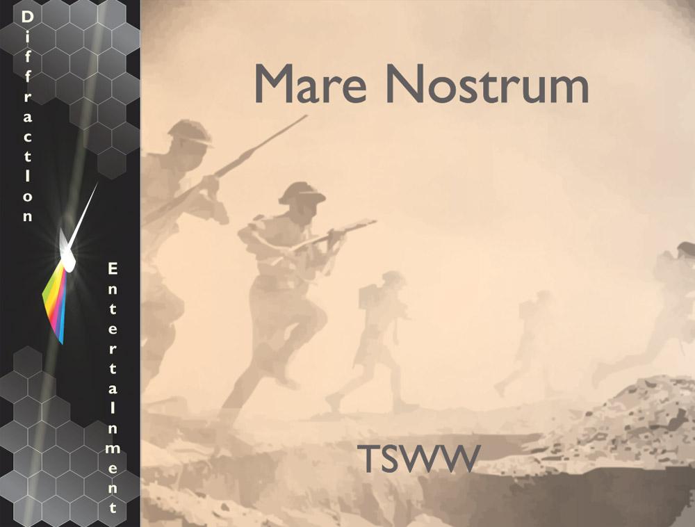 1940–1943: Mare Nostrum