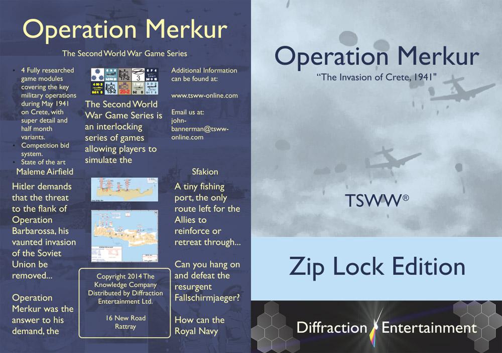 1941: Operation Merkur