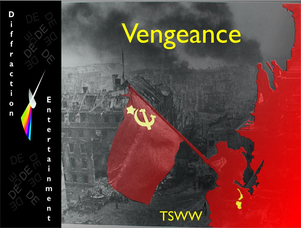 1943–1945: Vengeance