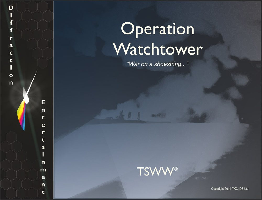1941-1945: Operation Watchtower