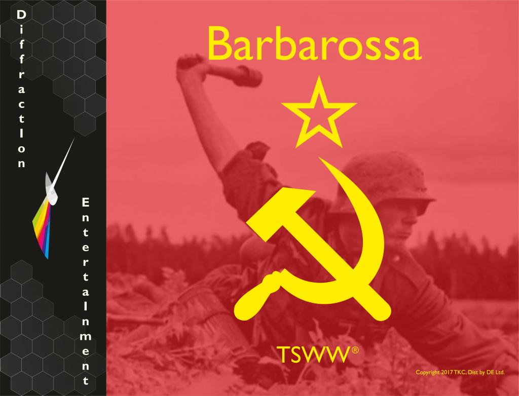Barbarossa box front