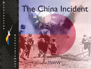 The China Incident - Box front