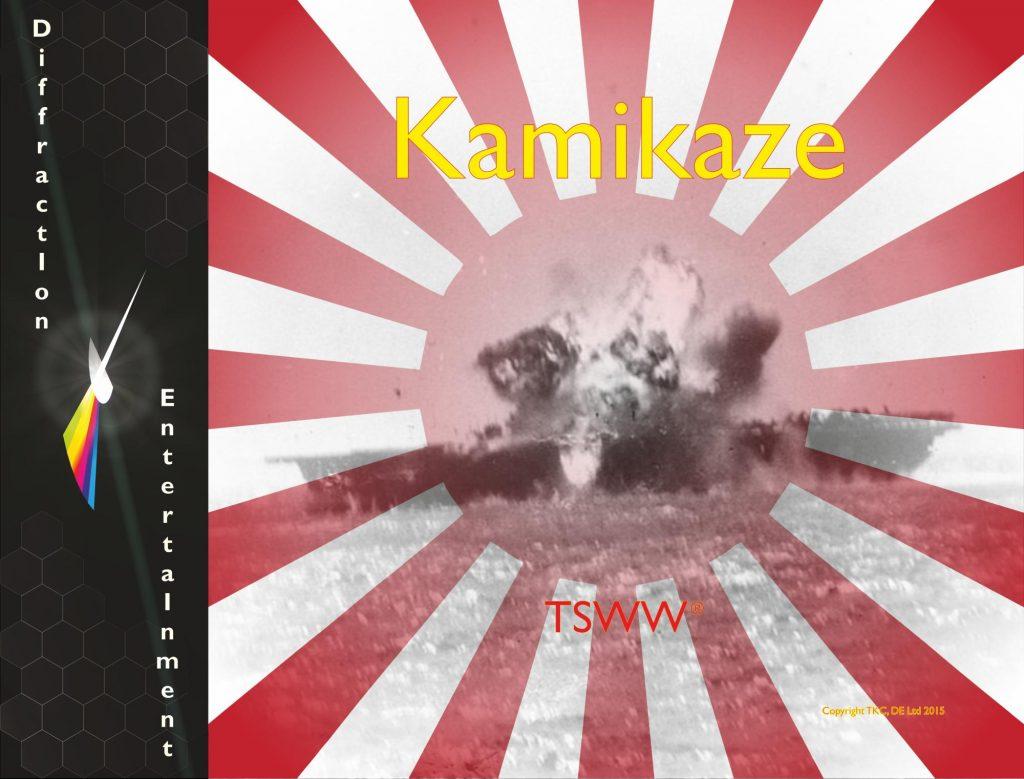 Kamikaze box art