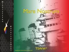 Mare Nostrum II Box Art