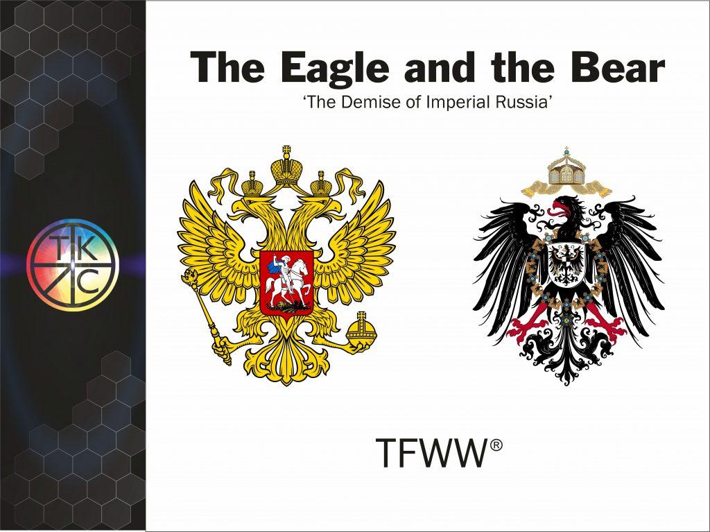 Eagle and the bear draft box art